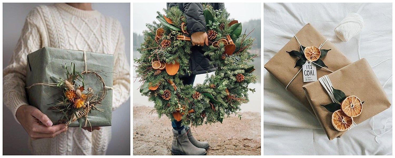 Regalos y decoración diy, sostenible, consciente, personalizado, tendencias decoración para Navidad 2020, @Utrillanais