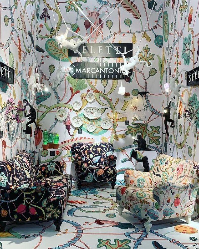 Estilo maximalista de Seletti y su originalidad en sus diseños invitan a experimentar, combinar , jugar. Tendencia interiorismo 2020 @Utrillanais