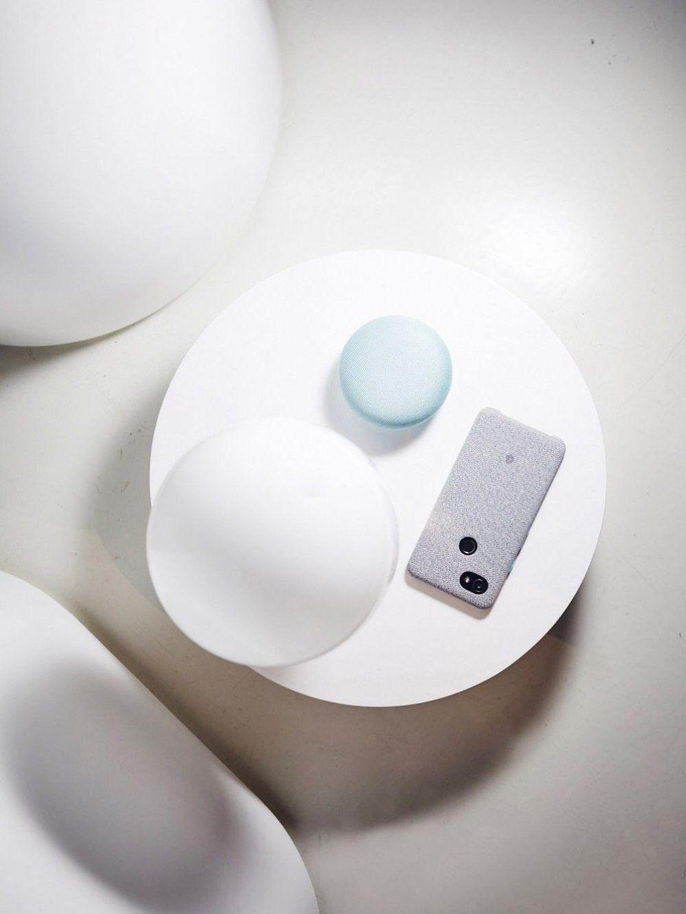 Dispositivos de Google para un hogar más inteligente, para aumentar el bienestar