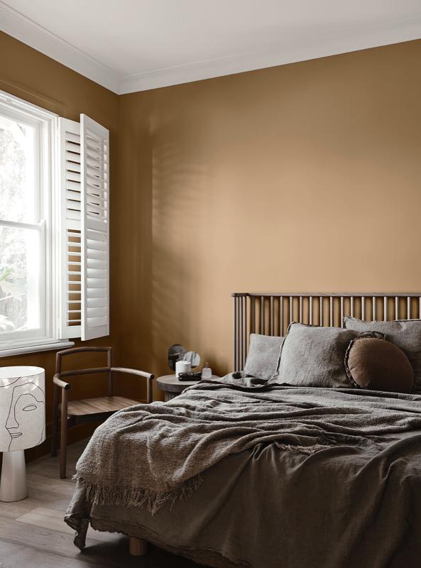 Zona de habitación principal, estilo japandi en tonos neutros, lleno de calma y tranquilidad colores en tendencia 2020, bruguer. #anautrillainteriorismo @utrillanais