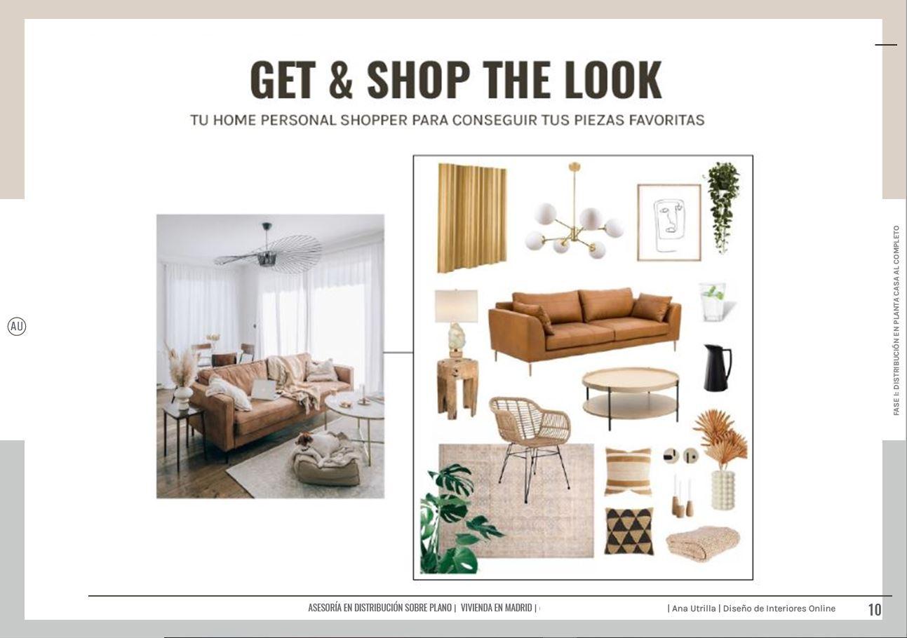 Get and shop the look, tu servicio de home personal shopper residencial, para encontrar tus piezas favoritas. #AnaUtrilla #Interioristaonline