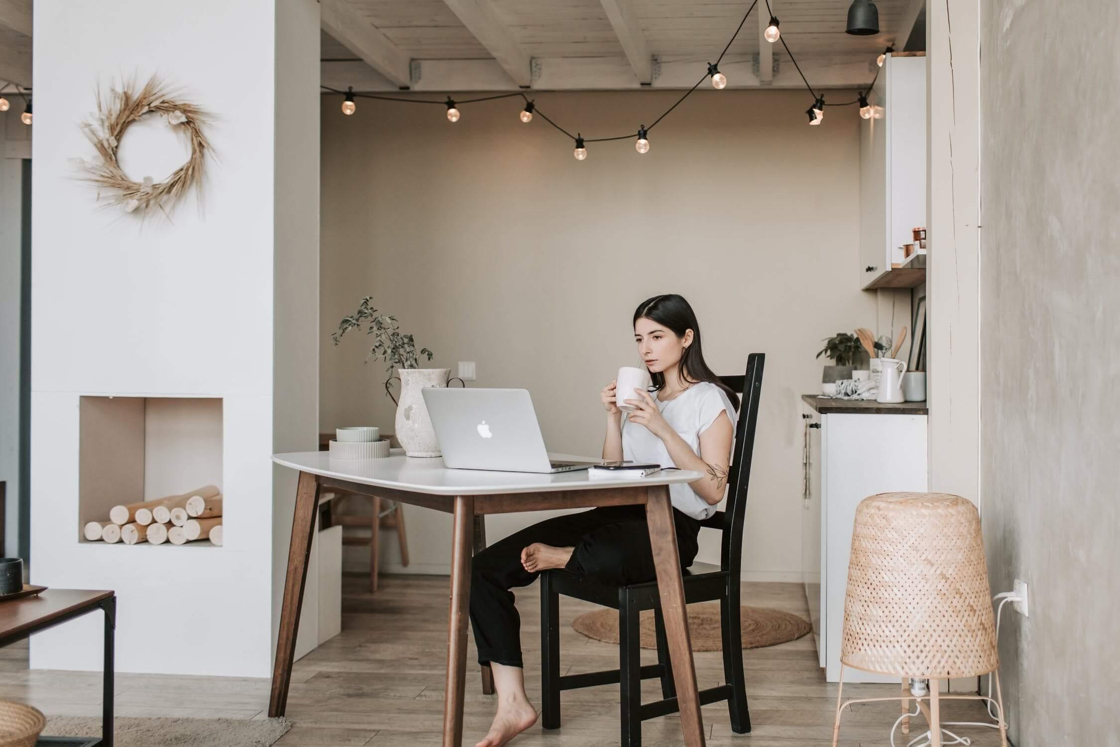 Tendencias en interiorismo, trabajar desde casa, impulsado por el covid19. #AnaUtrillainterioristaonline #Diseñohogaresconencanto