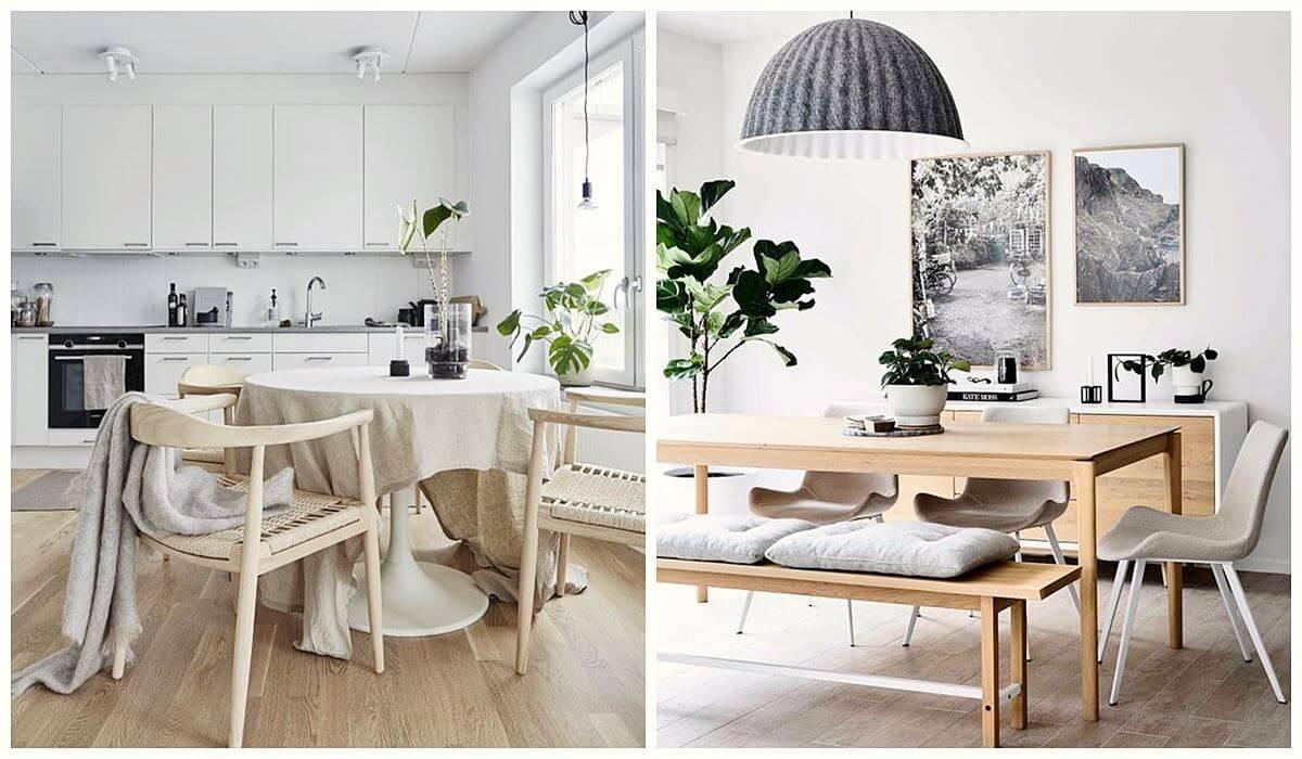 Cómo adaptar tu casa a tus invitados, incluye una mesa extensible que te dé esa funcionalidad. Consejos interiorismo, ejemplos de mesas de comedor #AnaUtrilla #Interiorismoonline