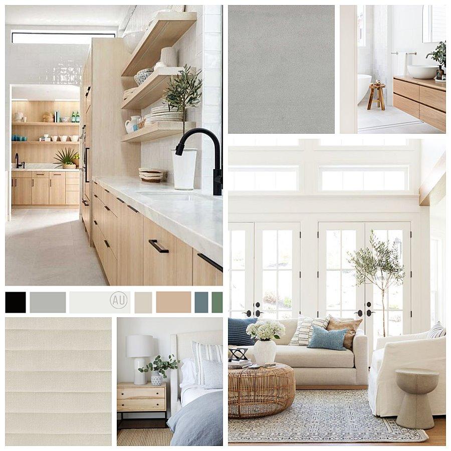 Proyecto de diseño e interiorismo a medida online para un hogar contemporáneo y toques mediterráneos en Suiza. @Utrillanais #AnaUtrilla #Interiorismoonline