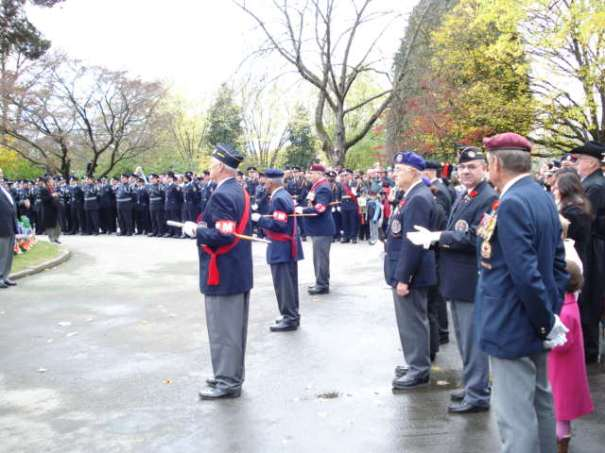 Remembrance Day 2010 Photo 001