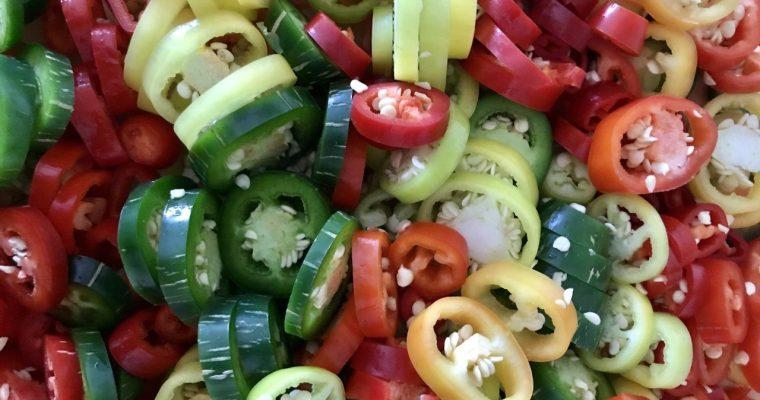 Inlagd chili