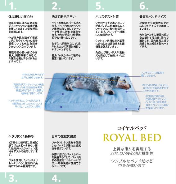 royalbed