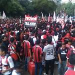 Lautan Merah Hitam #Rossoneri #ForzaMilan