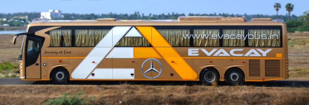 Evacay Mercedes Benz Super High Deck Bus Multi Axle Semi Sleeper Images