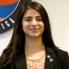 Alyssa Dermenjian, 2016 Leo Sarkisian Intern
