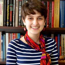 Anna Mehrabyan, 2016 Legal Fellow