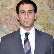 Shahan Goenjian, 2016 Legal Fellow