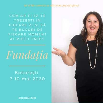 Clasa Fundația București 7-10 mai