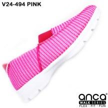 Anca Walk Series V24-494 Pink