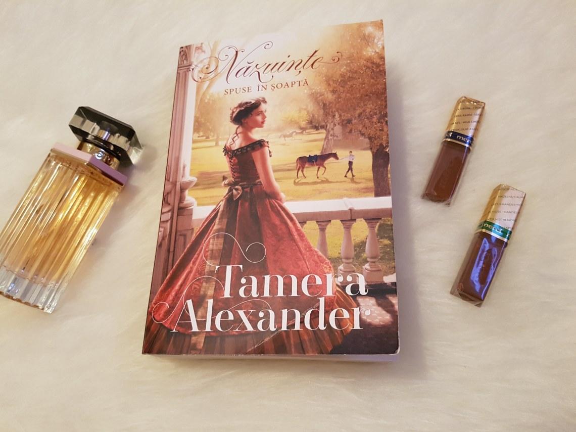 Năzuințe spuse în șoaptă - Tamera Alexander