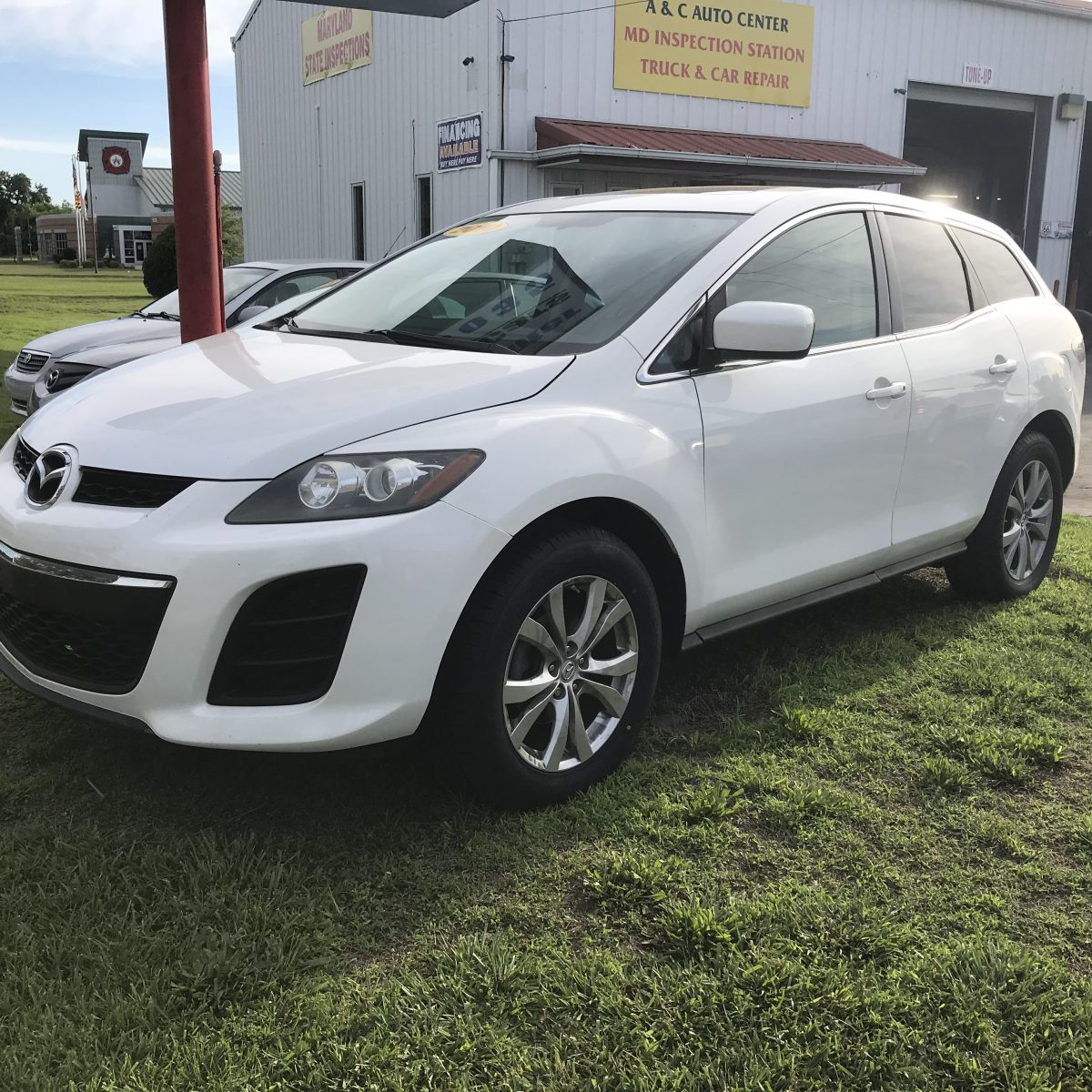 A&C Auto Center Used Car Mazda CX-7