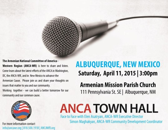 4.11 ANCA WR  New Mexico Town Hall