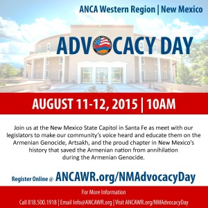 New Mexico Advocacy Day