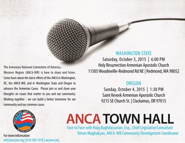 10.3 ANCA WR Washington and Oregon Town Halls