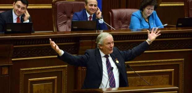Uruguay Parliament Speaker Visits Karabakh