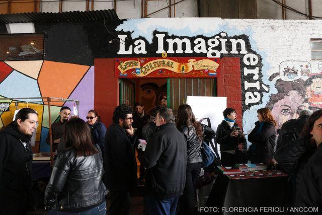 Feria Heavy Metal. Fotos Florencia Ferioli / ANCCOM
