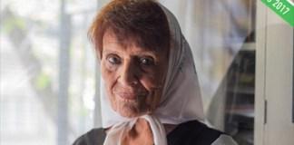 Taty Almeida, una de las referentes de Madres de Plaza de Mayo Línea Fundadora.