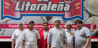 Seis trabajadores de la fabrica recuperada La Litiraleña.
