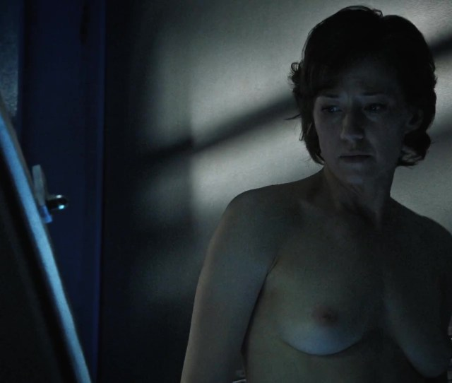 Naked Carrie Coon In The Leftovers Ancensored