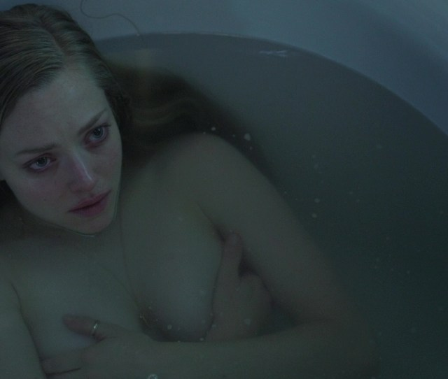 Naked Amanda Seyfried In Fathers And Daughters 97