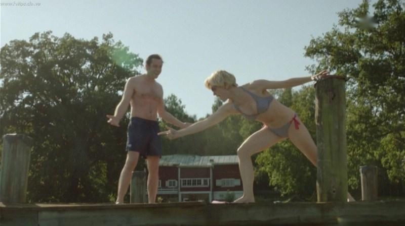 Lisa Wagner sex scene Gestern waren wir Fremde (2012) Nude Video Clip