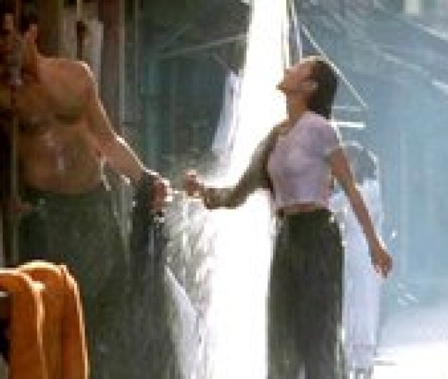 Naked Michelle Yeoh In Tomorrow Never Dies
