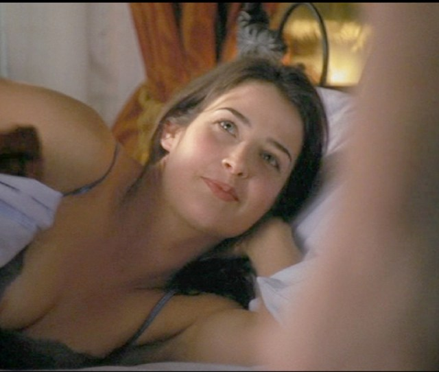 In This Scene Cobie Smulders Was  Years Pics