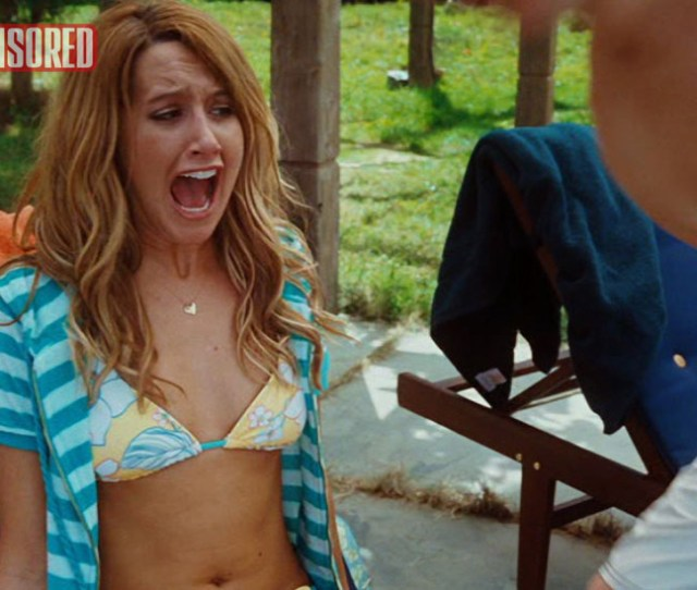 Naked Ashley Tisdale In Aliens In The Attic 49