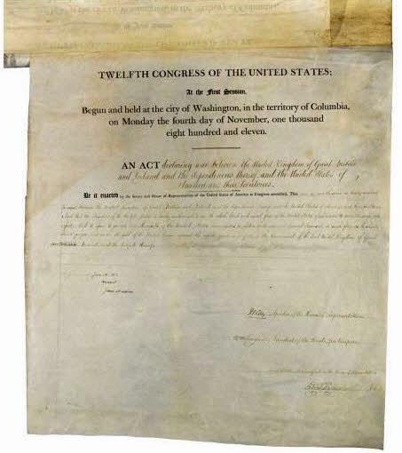 Declaration of War (1812)
