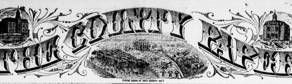 County Paper masthead