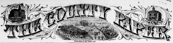 County Paper masthead