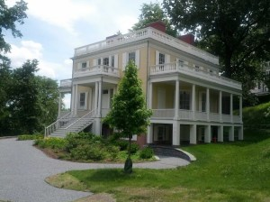 historic houses Alexander Hamilton hsitoric house