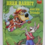 Bre'r Rabbit book cover