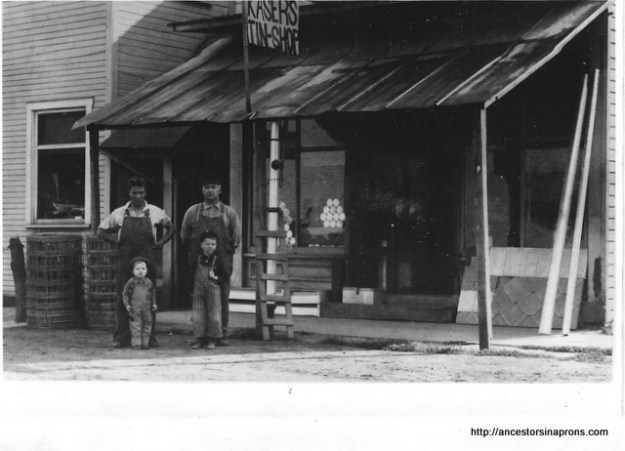 Clifford Kaser Tin Shop