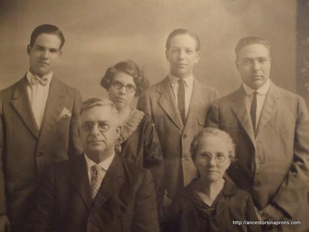 Clifford Kaser Family