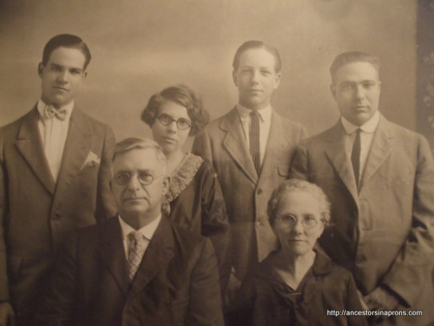 Clifford Kaser Family
