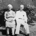 Grandfather Guy Anderson and Vera