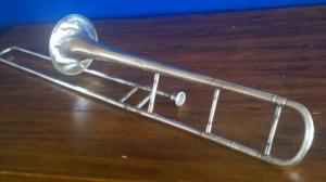 Community band Kaser trombone
