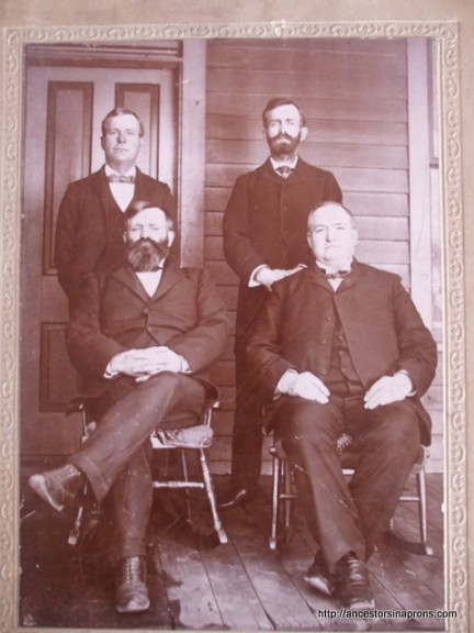 Tom Stout and HIs Brothers