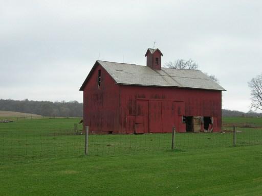 Knox County barn