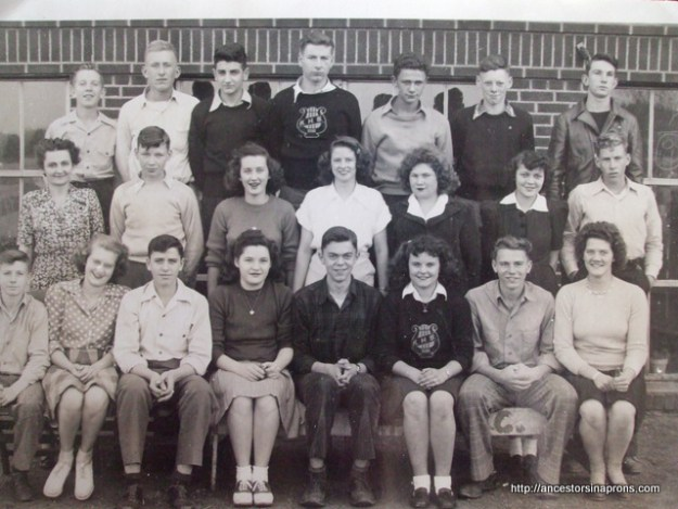 School Days in Killbuck