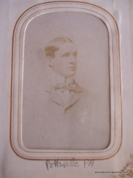 Photo of Unknown Relative