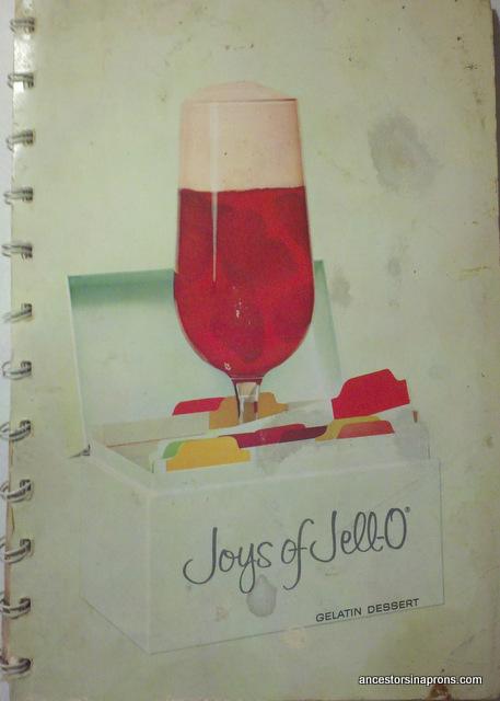 Joys of Jello cookbook