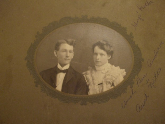 An Anderson couple