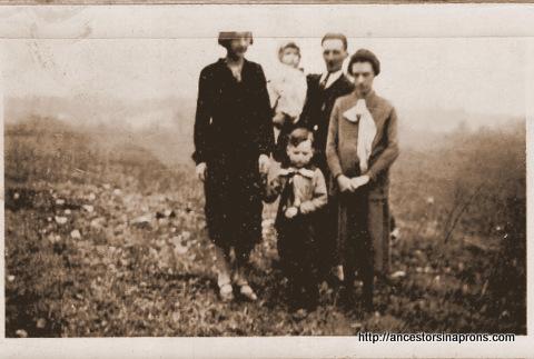 Rhema Anderson Fair and family